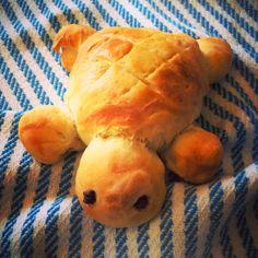 :: kraftykym :: turtle bread