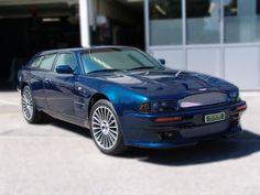 Aston Martin V8 LWB Shooting Brake (by Roos)