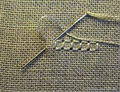 Bordados Tambour, Tambour Embroidery, Hardanger Embroidery, Embroidery Stitches, Hand Embroidery, Drawn Thread, Thread Work, Christmas Embroidery Patterns, Bargello