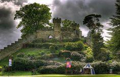 Warwick Castle, England