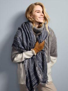 der Winter ist da, ohne wärmende Handschuhe geht ab heute nichts mehr #Damenmode #Accessoires #Handschuhe #Roeckl