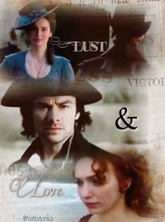 Elizabeth Poldark Ross Poldark Demelza Poldark it will always be Demelza