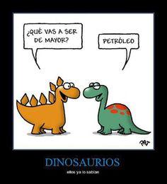 El futuro de los dinosaurios es...