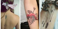 These simple yet attractive tattoos are a top choice among tattoo lovers of both sexes and all ages. Placement, meanings celebrities with arrow tattoos