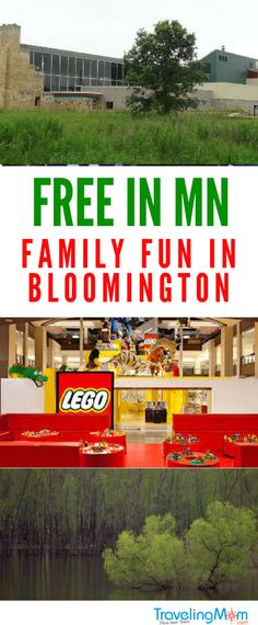 Traveling to the Twin Cities? Don't miss these free activities in Bloomington, MN, near Minneapolis