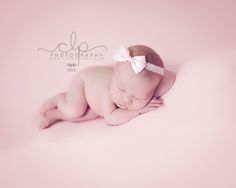 Newborn Girl - Pretty in Pink