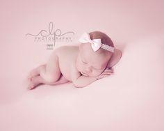 Newborn Girl - Pretty in Pink