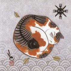 Conheça Kazuaki Horitomo, um artista japonês que vive na Califórnia (EUA) e que tem duas grandes paixões na vida: gatos e tatuagens. Assim, o artista decidiu combinar os dois elementos e deu início a um grande novo projeto, intitulado Monmon Cats. Os Monmon Cats são a nova marca de Horitomo, composta por obras de arte apenas com gatos ...
