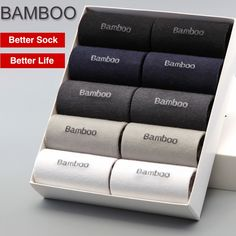 Cheap bamboo brand socks, Buy Quality bamboo socks directly from China bamboo socks brand Suppliers: 2017 Men Bamboo Socks Brand Guarantee Anti-Bacterial Comfortable Deodorant Breathable Casual Business Man Sock Pairs / Lot) Go For It, Just For You, Deodorant, Bamboo Socks, Cool Socks, Men's Socks, New Man, Betta, Business Casual
