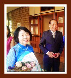 Những người bạn...: Kỷ niệm 50 năm thành hôn của Thầy Cô Hiệu trưởng: ...