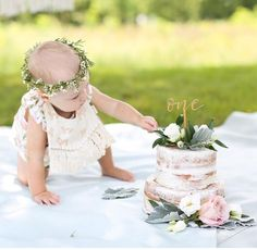 Baby First Year Photos Kids 23 Ideas For 2019 1st Birthday Photoshoot, Baby Girl 1st Birthday, 1st Birthday Parties, Birthday Ideas, Birthday Gifts, Smash Cake Girl, Birthday Cake Smash, Smash Cakes, 1st Birthday Pictures