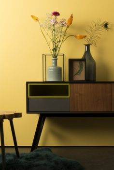 YELLOW   Woonstijl Modern & Design   Sideboard Alps   #wooninspiratie #woontrends #interieur