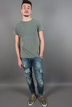 T-shirt vintage 025EE2K007-E069