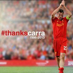 Liverpool legend our Carra....Ynwa ..