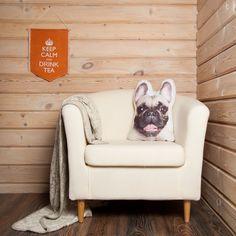French Bulldog Pillow Dog Lover Gift Fun Accent by Casacova Animal Cushions, Dog Cushions, Dog Pillows, Throw Pillows, Dog Lover Gifts, Dog Lovers, Important Dates, Woodland Nursery, Inspired Homes