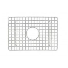 "17"" x 11.5"" Bottom Grid in Stainless Steel - A bottom sink grid for the Cocina Chica hand hammered copper sink from Native Trails. Perfectly sized and done in matching finishes, this bottom sink grid is perfect for prepping and washing. Available at Kitchen Cabinet Kings."