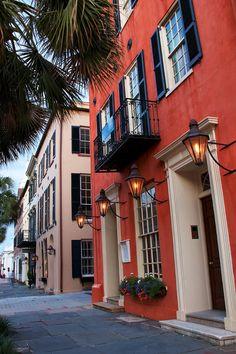 ✮ Broad St. Lanterns - South Carolina