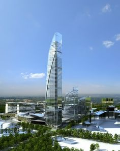 One Liberty Tower (Sandton City) - The Skyscraper Center