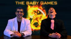 The Hunger Games: Baby Edition **PARENTAL DISCRETION IS ADVISED** as some scenes contain special effects footage that may be distressing to young viewers.