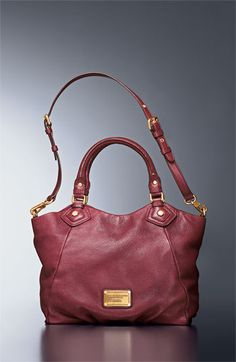 Marc by Marc Jacobs Classic Q Francesca Handbag - Thank you to my hubby for such an awesome gift!!!