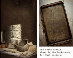 Eight Great Food Blogging Trends: Simple Backgrounds for Photography