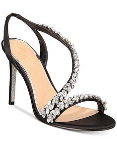 5e5c8705f15 Java Embellished Evening Sandals