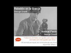 Rebelión en la Granja, de George Orwell = Animal Farm, of George Orwell