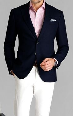 Spring Wedding Suits For The Father Of The Bride