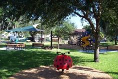 Azalea Lane Playground / City of Winter Park