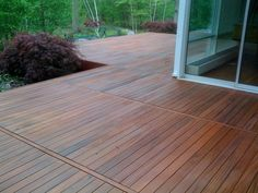 FSC Certified Tropical Hardwood Ipe Decking from AltruWood. Bring your deck to… Ipe Decking, Hardwood Decking, Ipe Wood, Timber Deck, Weathered Wood, Decking Boards, Deck Stain Reviews, Best Deck Stain, Teak