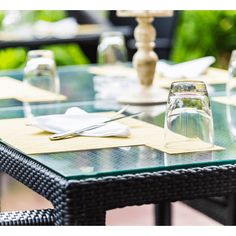 Glass Table Tops - Glass Table Cover - Table Top Protector