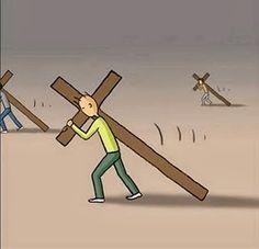 Frases Bonitas Para Facebook: Reflexion Sobre Nuestra Cruz