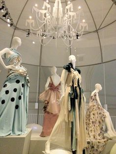 V Exhibition  Ballgowns: British Glamour since 1950 at the V fabulous exhibition, loved it