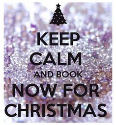 Image result for book your christmas hair appointments