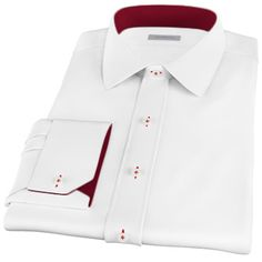 Before Sunset - Classic White Solid Men's Slim Fit / Regular Dress Shirt    Primary Fabric:White Solid | Cotton 100% | Arctic Snow    Accent Fabric:Red Solid | Cotton Blend | Red Dragon    The Shirt Collar:Cutaway single button collar, inner accent.    The Shirt Cuffs:Angled single button cuffs, inner accent.    DISCOUNT PRICE: 200K    call: +628117047077 | PIN: 230896F8 | PIN: 2672BABF    email: foreplaywear@gmail.com