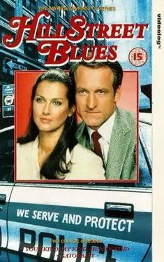 Hill Street Blues - the law man and the lawyer - their romance was the backbone of the show - great couple.