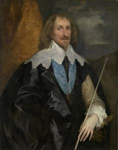Philip Herbert, 4th Earl of Pembroke and 1st Earl of Montgomery KG (10 October 1584 – 23 January 1650)  Born at Wilton House, he was the son of Henry Herbert, 2nd Earl of Pembroke, and his third wife, Mary Sidney, sister of Sir Philip Sidney the poet, after whom he was named.