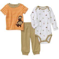 newborn  boy Clothes | Child of Mine by Carters Newborn  Boy Clothes - Walmart.com