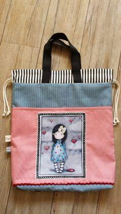 Gorjuss doll bag