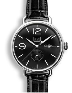b64e67d9471e Bell   Ross Watch 90 Grande Date   Reserve De Marche Watch available to buy  online from with free UK delivery. Shreve ...