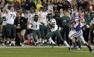Oregon runs past K-State at Fiesta Bowl (AP Photo/Ross D. Franklin)