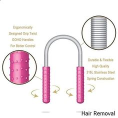Hair Removal - impressive variety. Must check out...