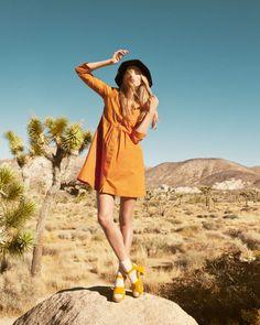 Vagabond Spring/Summer 2012 campaign