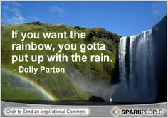 Motivational Quote by Dolly Parton