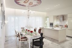 Apply These Amazing Ideas to Improve the Lighting Kitchen and Dining Area