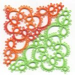 For the last ten years, I've been creating a new tatting pattern once a month for the Be-stitchedstore newsletter, During that time, I have posted many of them here for anybody to enjoy. I …