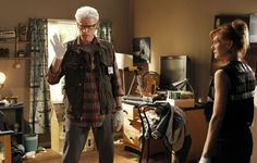 I love CSI again now that Ted Danson is part of the cast!