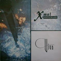 X-Mal Deutchland - Viva (front cover). Not on 4AD but Matador with v23 design.