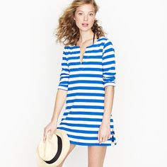 if it's going to feel like summer outside I'm going to start daydreaming about the beach //jcrew