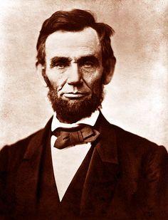 President #16 Abraham Lincoln Rep 1861-1865  V.P. Hannibal Hamlin 1861-1865  V.P. Andrew Johnson 1865